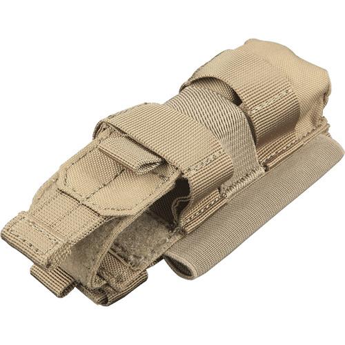 Nitecore NCP40 Tactical Flashlight Holster (Sand Yellow)