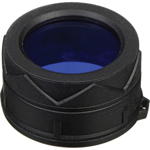 Nitecore Blue Filter for 34mm Flashlight