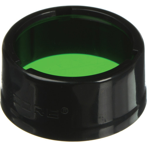 NITECORE Green Filter for 25.4mm Flashlight