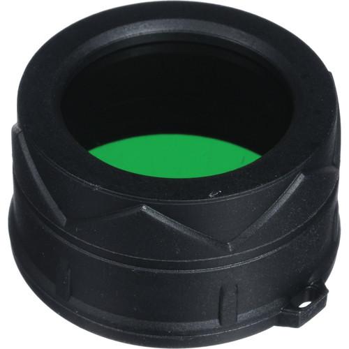 Nitecore Green Filter for 34mm Flashlight