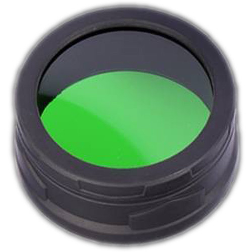 Nitecore 50mm RGB Flashlight Filter (Green)