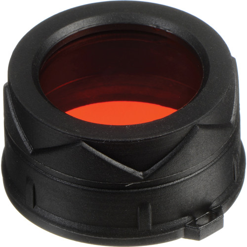 NITECORE Red Filter for 34mm Flashlight