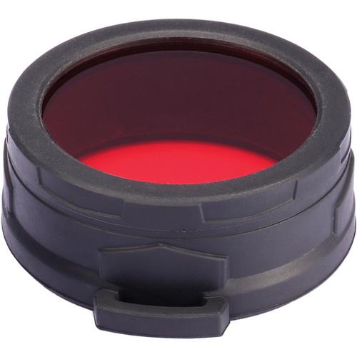 Nitecore Red Filter for 60mm Flashlight