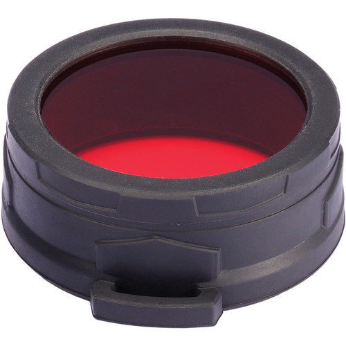 Nitecore Red Filter for 60mm Flashlight