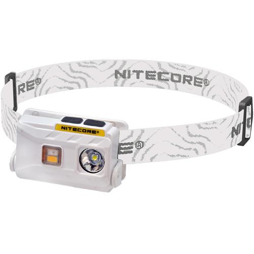 Nitecore NU25 USB Rechargeable LED Headlamp (White)