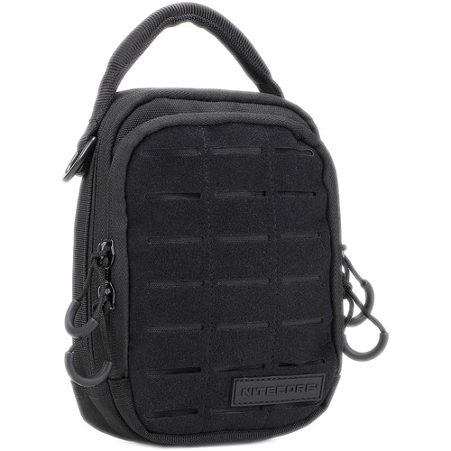 NITECORE NUP20 Tactical Utility Pouch (Black)