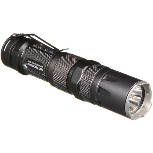 NITECORE SRT3 Defender Multi-Color LED Flashlight (Military Gray)