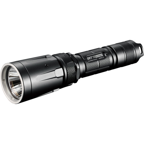 NITECORE Signature SRT70 SmartRing Tactical Series Flashlight