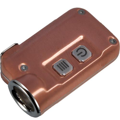 Nitecore Tini Cu Metallic Key Chain Light (Copper)