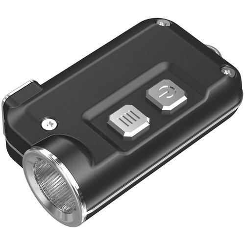 Nitecore Tini Metallic Key Chain Light (Gray)