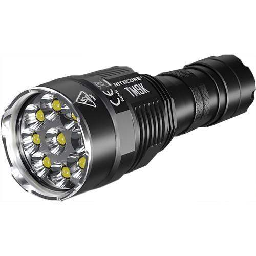 Nitecore TM9K Rechargeable LED Flashlight