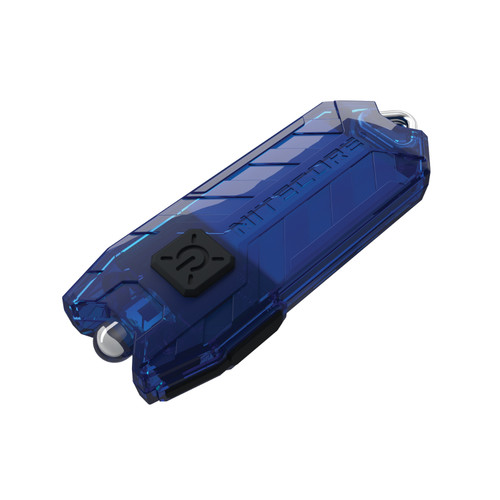 NITECORE TUBE LED Key-Chain Flashlight (Blue)