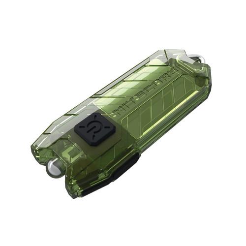 Nitecore TUBE LED Key-Chain Flashlight (Olive)