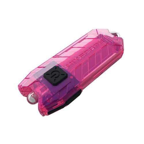 NITECORE TUBE LED Key-Chain Flashlight (Pink)