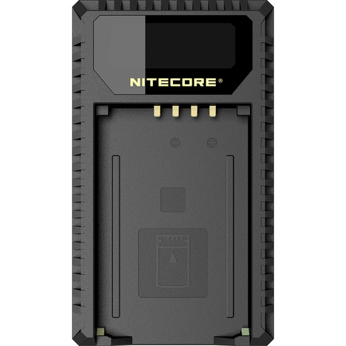 Nitecore USB Travel Charger for Leica Leica's BP-SCL2 Battery