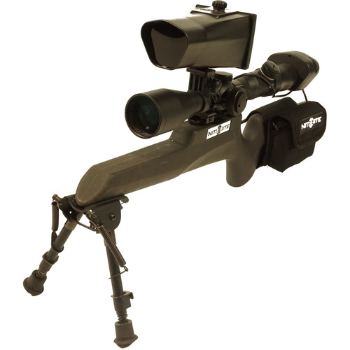 NITESITE Wolf Dark Ops Night Vision Kit for Riflescopes