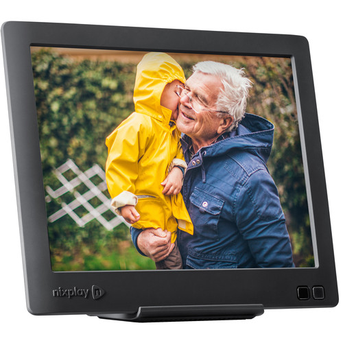 "nixplay nixplay Edge Cloud WiFi Digital Picture Frame (8"")"