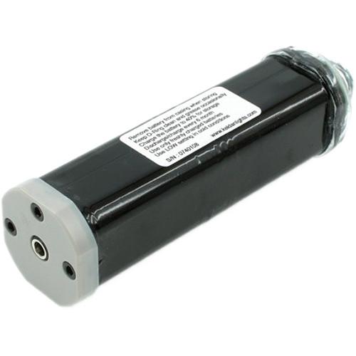 Nocturnal Lights Keldan Lithium-Ion Battery Pack for 8-Series Lights (14.8V, 6.6Ah, 97 Wh)