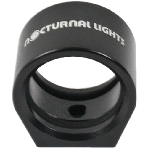 "Nocturnal Lights Light Mount with 1/4-20"" Female Thread"
