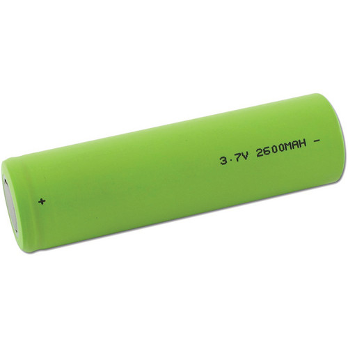 Nocturnal Lights Lithium-Ion 2,600mAh High-Capacity 18650 Rechargeable Battery for M700 Series Lights