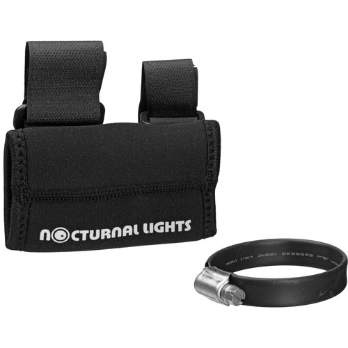 Nocturnal Lights Universal Neoprene Hand Mount with Light Slot (Large)