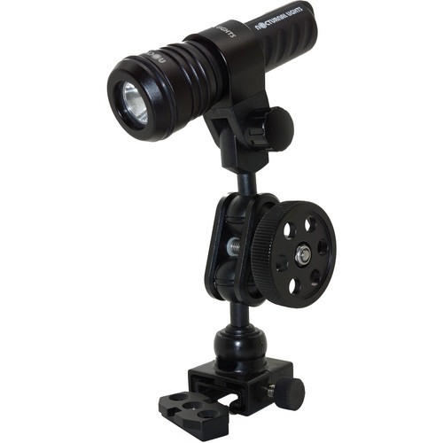 Nocturnal Lights M700i Underwater LED Video Light System with Clamp & Ball Joint