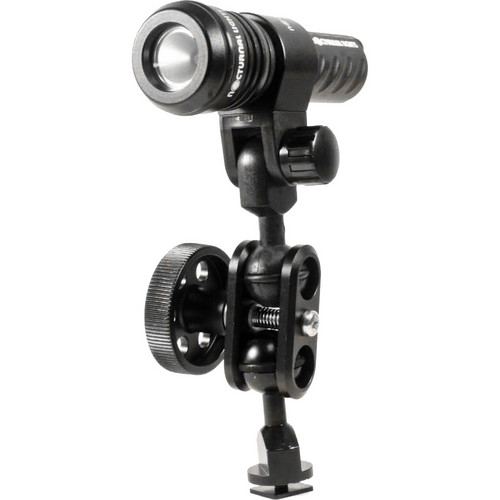 Nocturnal Lights M700i Underwater LED Video Light System with Hot/Cold Shoe