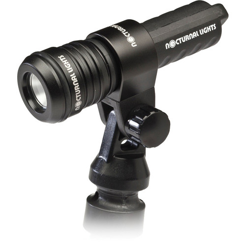 "Nocturnal Lights M700i Underwater LED Video Light System with 2"" Flex Arm & 1/4""-20 T-Base"