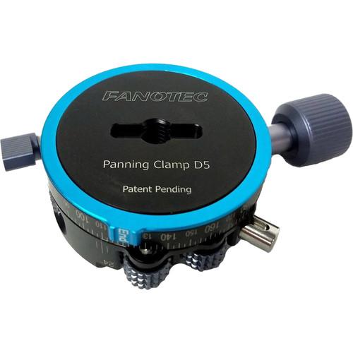 Nodal Ninja Advanced Rotator Panning Clamp PCD5