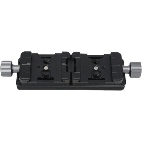 Nodal Ninja F8340 Compact Dual Lens Ring Mount Stereo Bracket-3D Stereo Rig