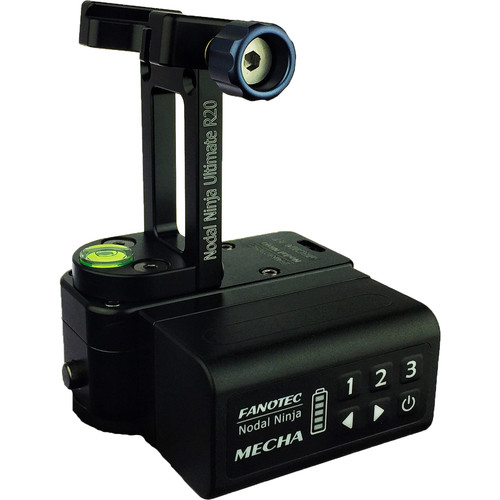 Nodal Ninja R20 Tilt Head + F9905 Rotator/Controller