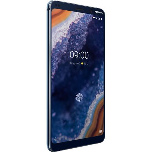 Nokia 9 PureView TA-1082 128GB Smartphone (Unlocked, Midnight Blue)