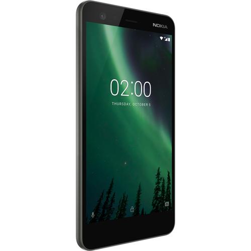 Nokia 2 TA-1035 8GB Smartphone (Pewter/Black)