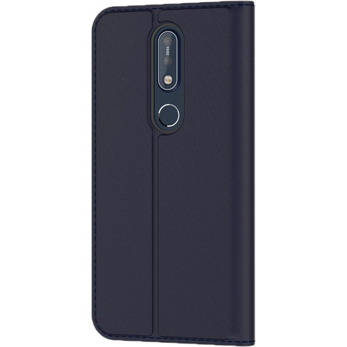 Nokia 7.1 Flip Cover ( Blue)