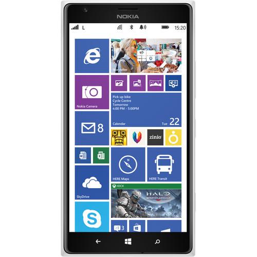 Nokia Lumia 1520 RM-938 32GB Smartphone (Unlocked, White)