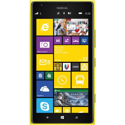 Nokia Lumia 1520 RM-938 32GB Smartphone (Unlocked, Yellow)