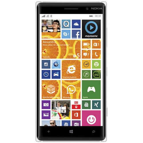 Nokia Lumia 830 RM-985 16GB Smartphone (Unlocked, Orange)