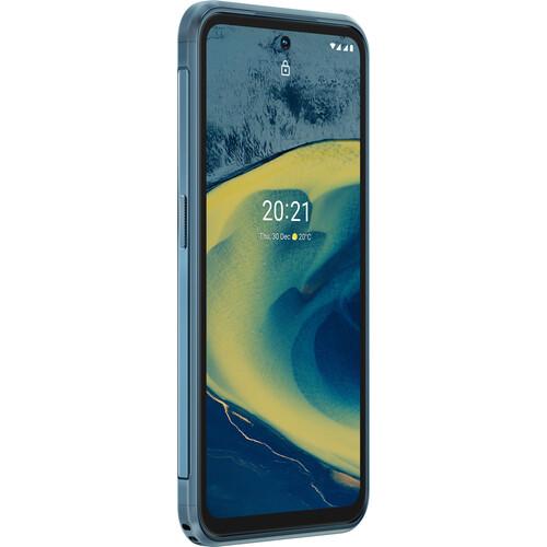 Nokia XR20 Dual-SIM 128GB 5G Smartphone (Unlocked, Ultra Blue)