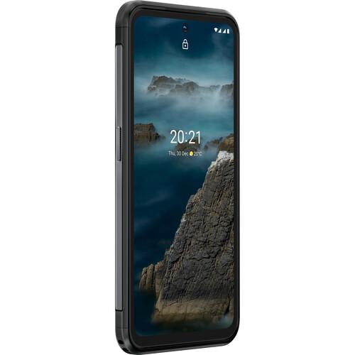 Nokia XR20 Dual-SIM 128GB 5G Smartphone (Unlocked, Granite)