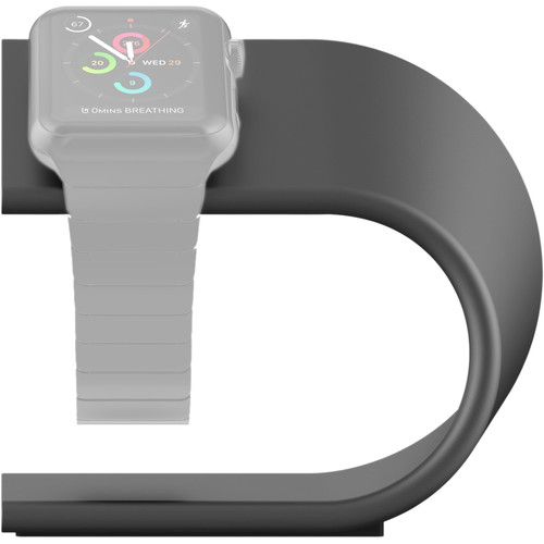 Nomad Stand for Apple Watch (Space Gray)
