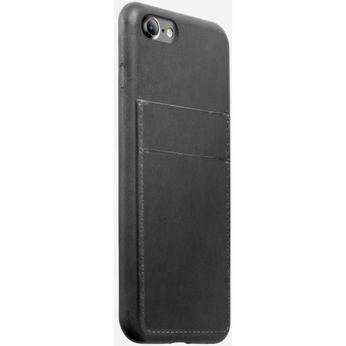 Nomad Wallet Case for iPhone 7/8 (Slate Gray)