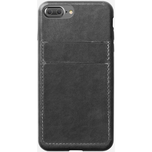 Nomad Wallet Case for iPhone 7 Plus/8 Plus (Slate Gray)