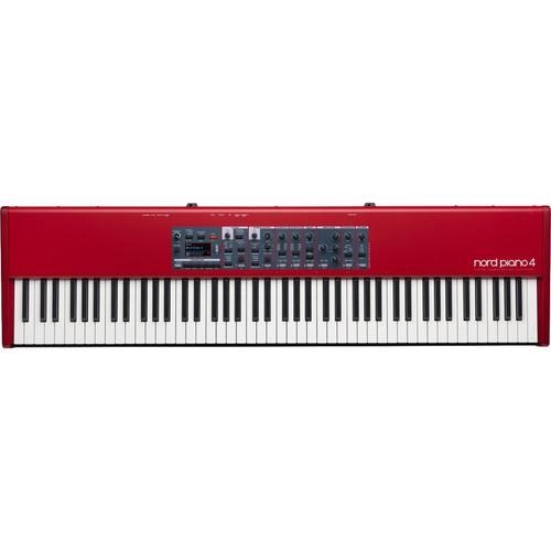 Nord Piano 4 Digital Piano with Virtual Hammer Action Keyboard