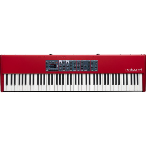 Nord Piano 4 - 88 - 1Gb of Piano / 512Mb Sample Library Mem
