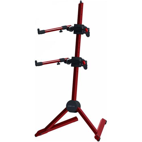 nord sl930 slant keyboard stand red sl930 red b h photo video. Black Bedroom Furniture Sets. Home Design Ideas