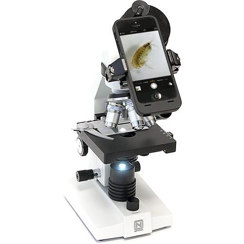 Novagrade Universal Microscope Digiscoping Adapter for Smartphones