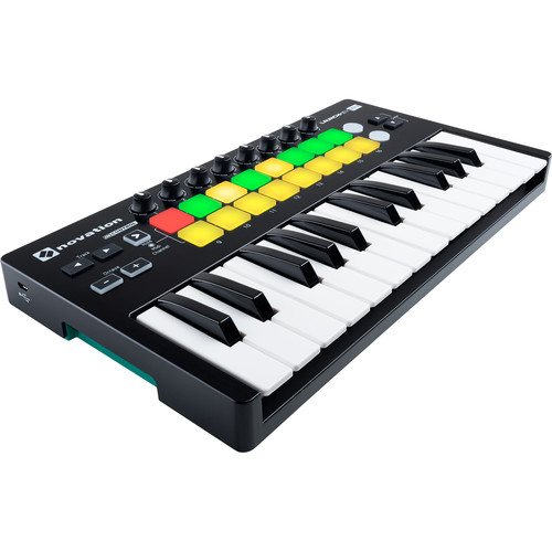 Novation Launchkey Mini MK2 25-Key USB MIDI Controller