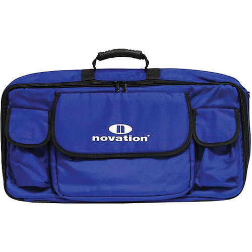 Novation Gig Bag for MiniNova Synth (Blue)