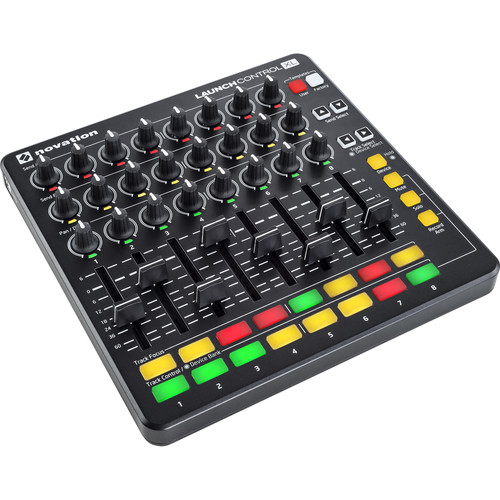 Novation Launch Control XL - Controller for Ableton Live (Black)