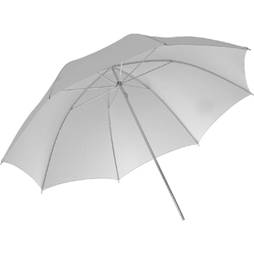 "Novatron White Translucent Umbrella (43"")"